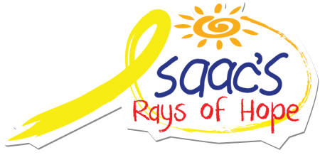 Isaac's Rays of Hope Logo Sponsor